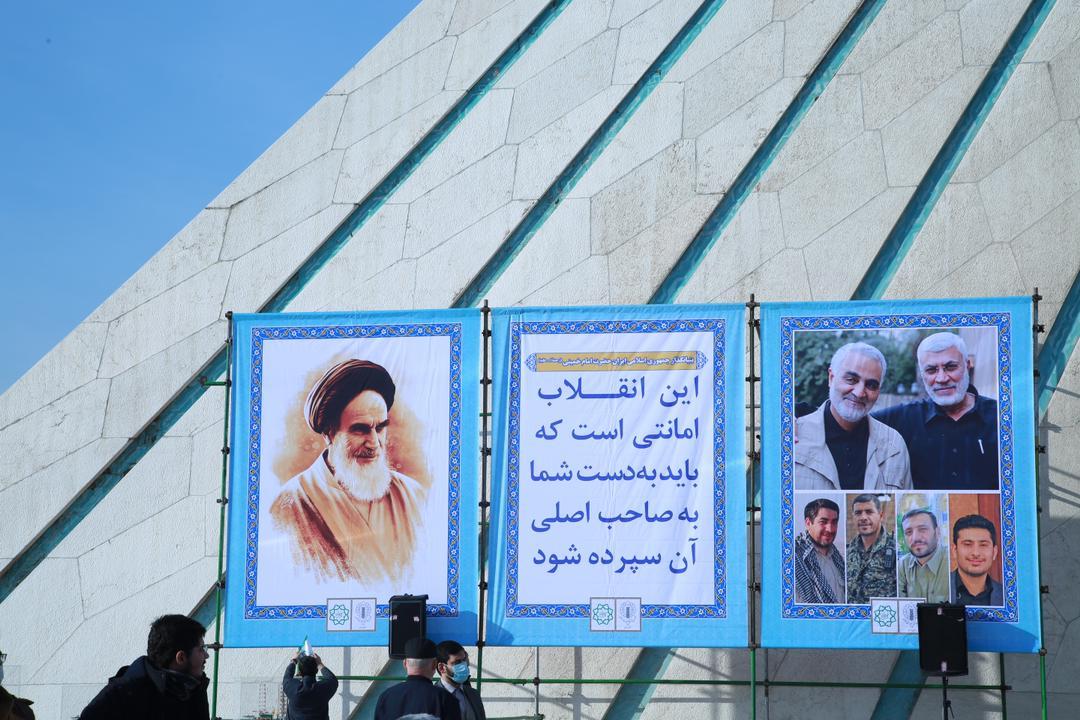 آغاز جشن 42 سالگی انقلاب/ نمایش اقتدار و عزت ایرانی