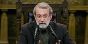 لاریجانی : کلید پیروزی و استمرار انقلاب ؛ وحدت است