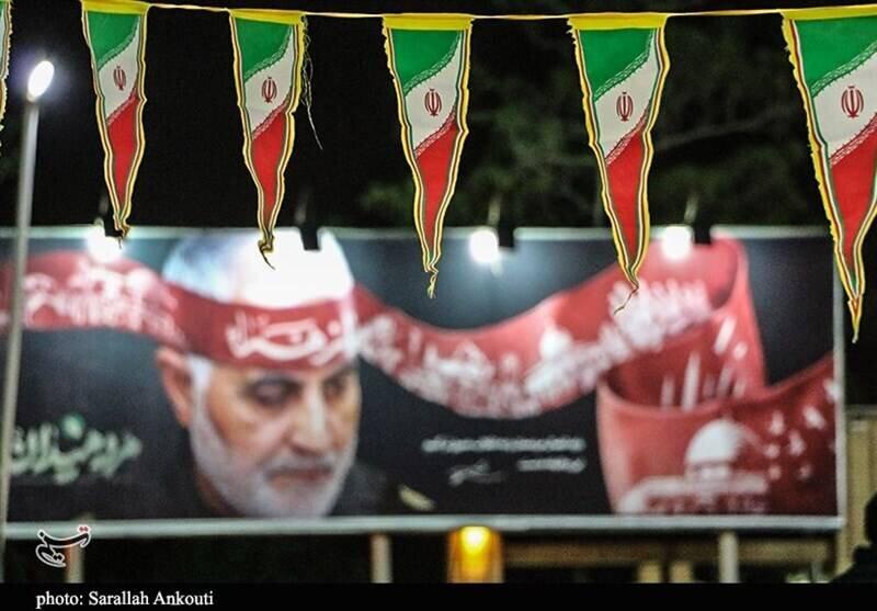 استان کرمان , شهید سپهبد قاسم سلیمانی , شهید , دهه فجر انقلاب اسلامی ,