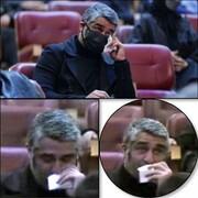 توهین مجری تلویزیون به آقای خبرنگار در حمایت از «پژمان جمشیدی»