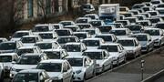 ترافیک سنگین در آزادراه کرج-قزوین و محور شهریار-تهران