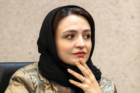 خنده ی جذاب و متفاوت گلاره عباسی + عکس