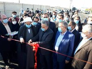 افتتاح 5 پروژه شهری قرچک با اعتبار228 میلیارد