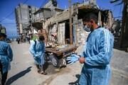 ممانعت صهیونیست ها از ورود واکسن کرونا به نوار غزه