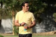 تصویری دردناک از علی کریمی در حاشیه بازی یادبود میناوند و انصاریان