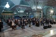 تجدید میثاق وزیر ارشاد با آرمانهای امام راحل