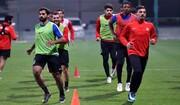 خلیلزاده در ترکیب الریان مقابل السد در جام حذفی قطر