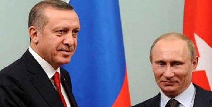 درخواست اردوغان از روسیه و آذربایجان