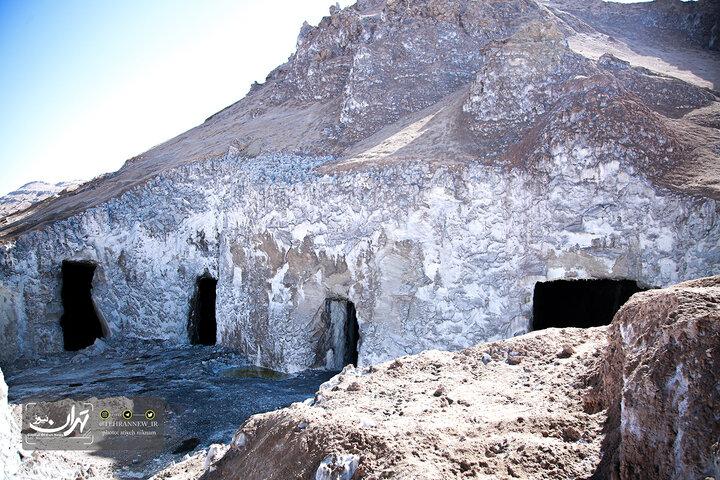 معادن نمک در ایران