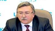 اولیانوف نتایج سفر گروسی به تهران را مثبت ارزیابی کرد