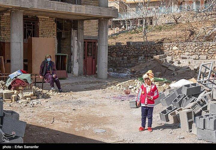 آغاز بازسازی مناطق زلزلهزده سیسخت