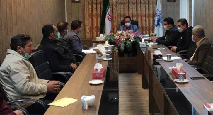 برگزاری اولین نشست هم اندیشی مسکن سازان فیروزکوه