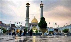 برنامه ویژه آستان حضرت عبدالعظیم در شب ولادت امیرالمومنین علیه السلام