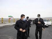 کاهش حجم ترافیک در ورودیهای تهران