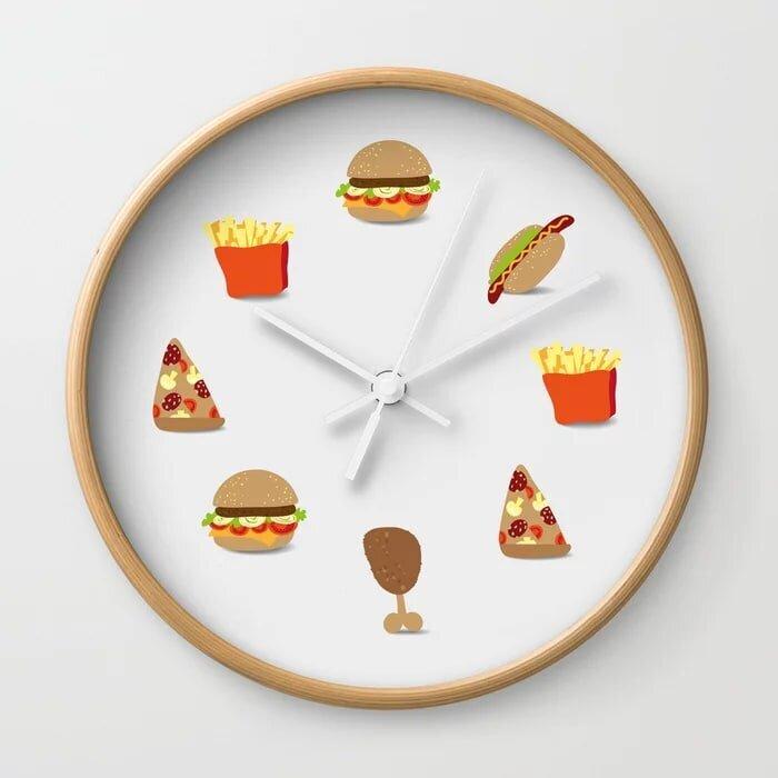 برای لاغر شدن در این ساعت شام بخورید!