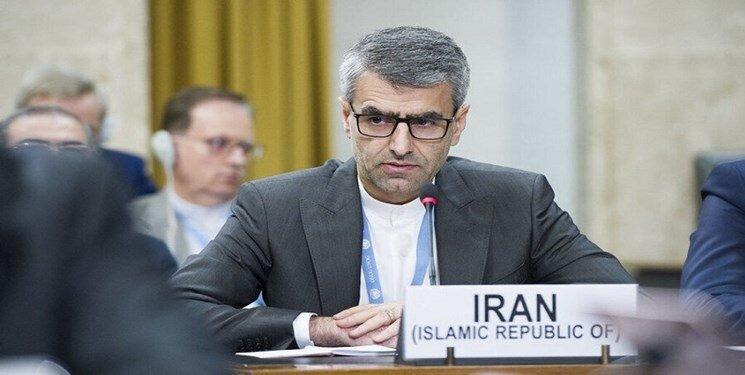 اسماعیل بقایی: طرف خاطی و ناقض برجام باید به تعهداتش برگردد، نه ایران