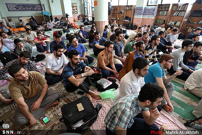 آغاز مراسم ویژه ایامالبیض در مسجد دانشگاه تهران+ جزئیات