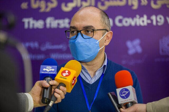 تولید ۱۰ میلیون دوز واکسن ایرانی کرونا در ماه