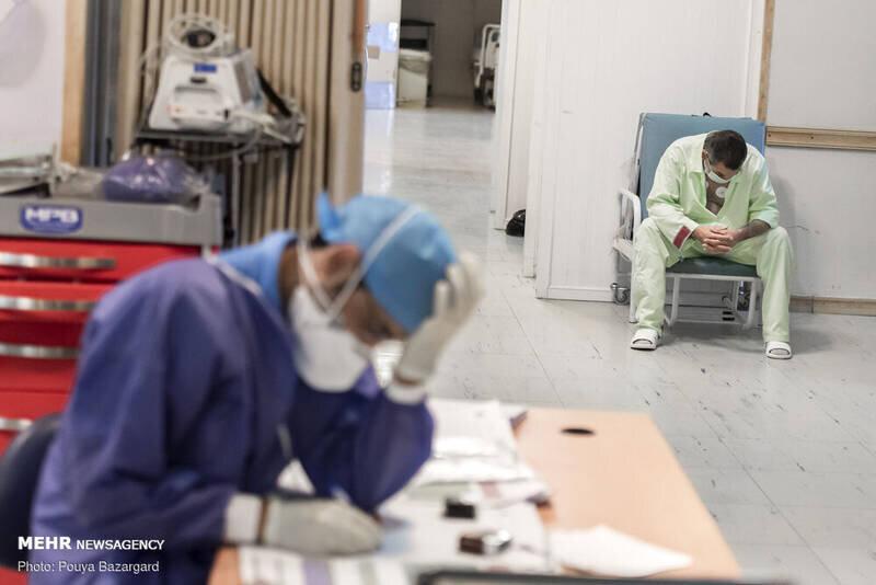 ویروس انگلیسی در کمین مردم تهران