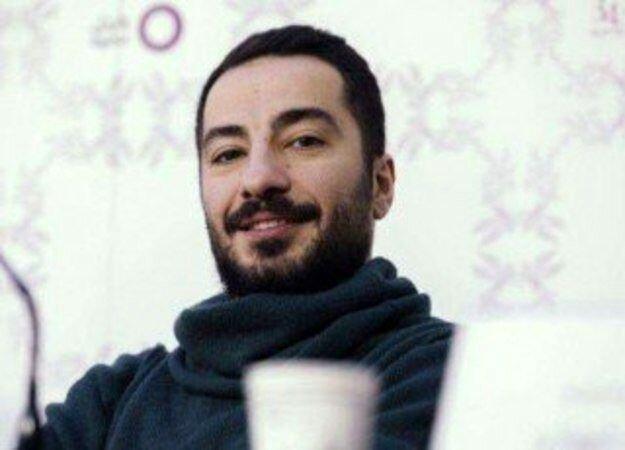 تبریک ویژه نوید محمد زاده به پدرش+عکس