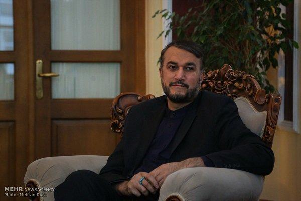 امیرعبداللهیان: کاخ سفید برای افغانستان خیر نمیخواهد