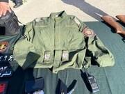 سردار قلابی در تهران دستگیر شد+ عکس