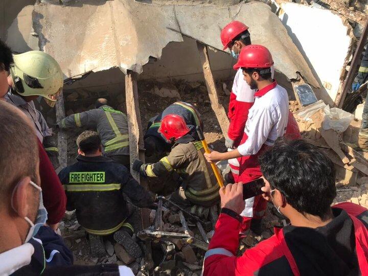 انفجار شدید در پاکدشت + جزئیات