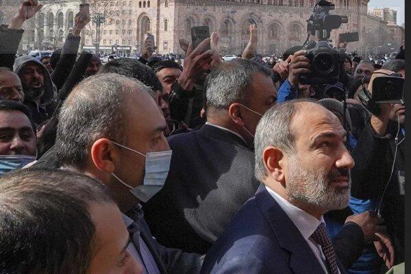 تحولات ارمنستان را از نزدیک تحت نظر داریم