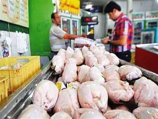 نحوه تشخیص مرغ فاسد از مرغ سالم