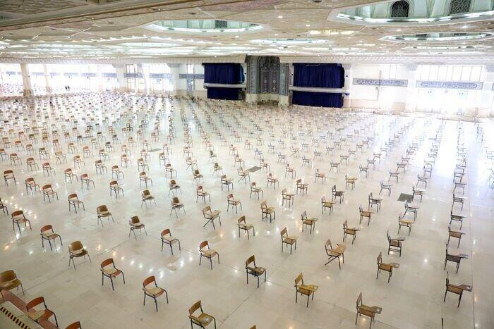 کنکور دکتری ۱۴۰۰ برگزار شد