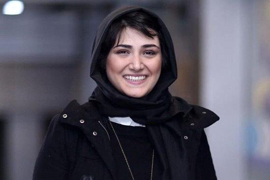 تیپ باران کوثری در پشت صحنه سریال ملکه گدایان+عکس