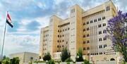 دمشق از شورای امنیت برای توقف تجاوز آمریکا به خاک سوریه درخواست کرد