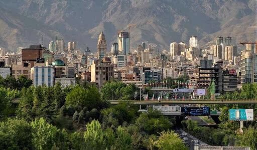 نرخ رهن و اجاره آپارتمان در محله سردار جنگل