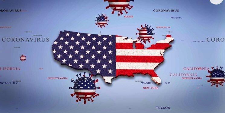 شمار تلفات کرونا در آمریکا به 510 هزار نفر رسید