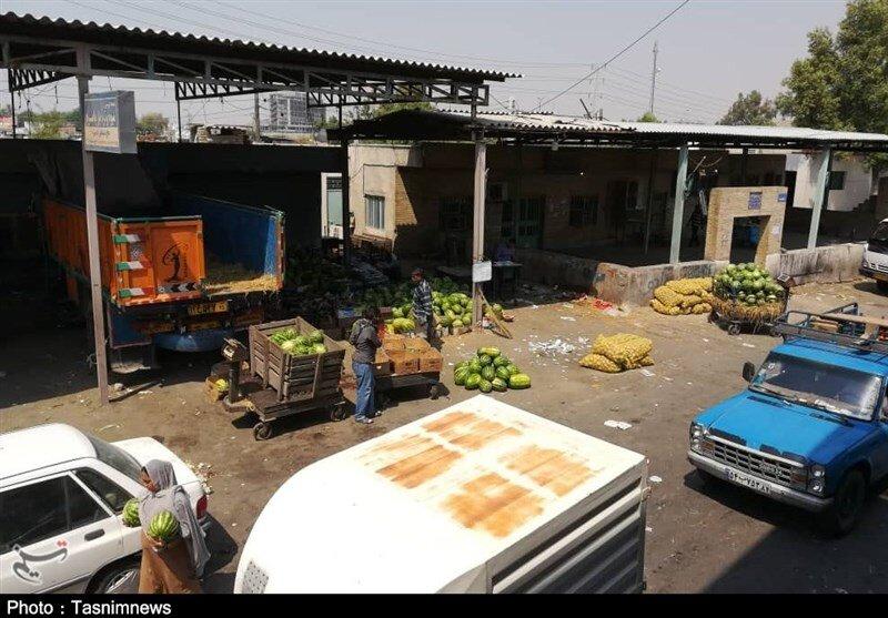 افتتاح ۸ بازار میوه و تره بار در تهران