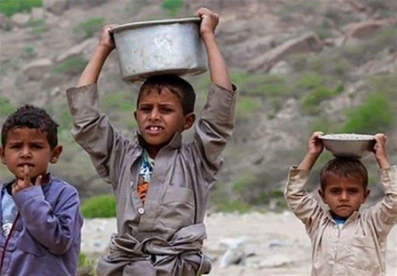 میلیون ها یمنی از گرسنگی رنج میبرند