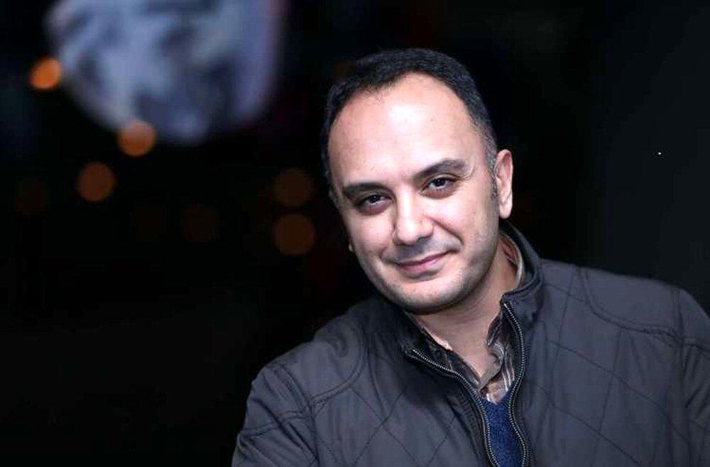 امیدواری معصومانه مجری مشهور / عکس