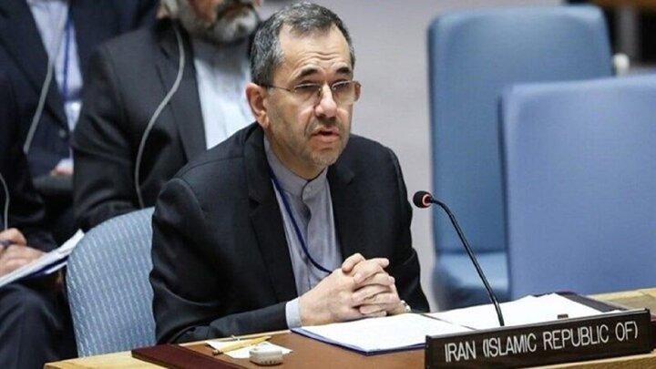 ایران تمایلی به اقدامات تحریک آمیز ندارد