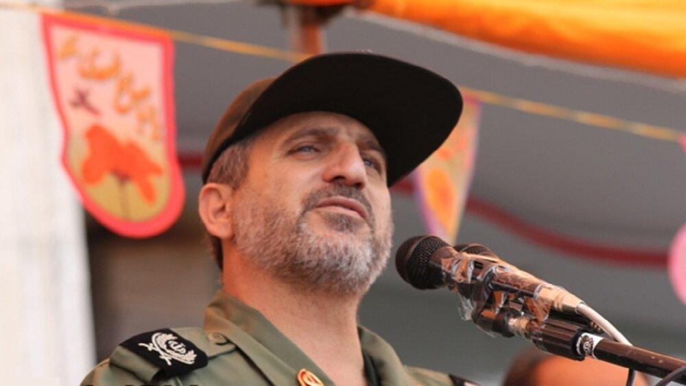 موشک های عینالاسد ضربه کوچک ایران به آمریکاییها