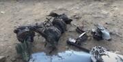 یمن پهپاد جاسوسی ائتلاف سعودی را سرنگون کرد