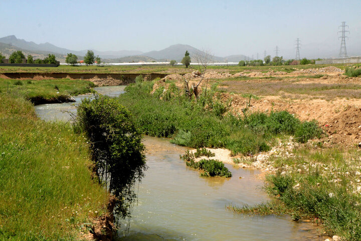 رفع تصرف بستر نهر طبیعی علی خراط