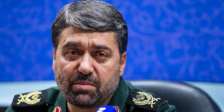 سردار قریشی جانشین سازمان بسیج مستضعفین شد
