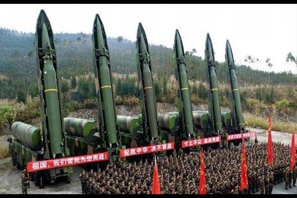 چین برای درگیری احتمالی نظامی با آمریکا آماده می شود