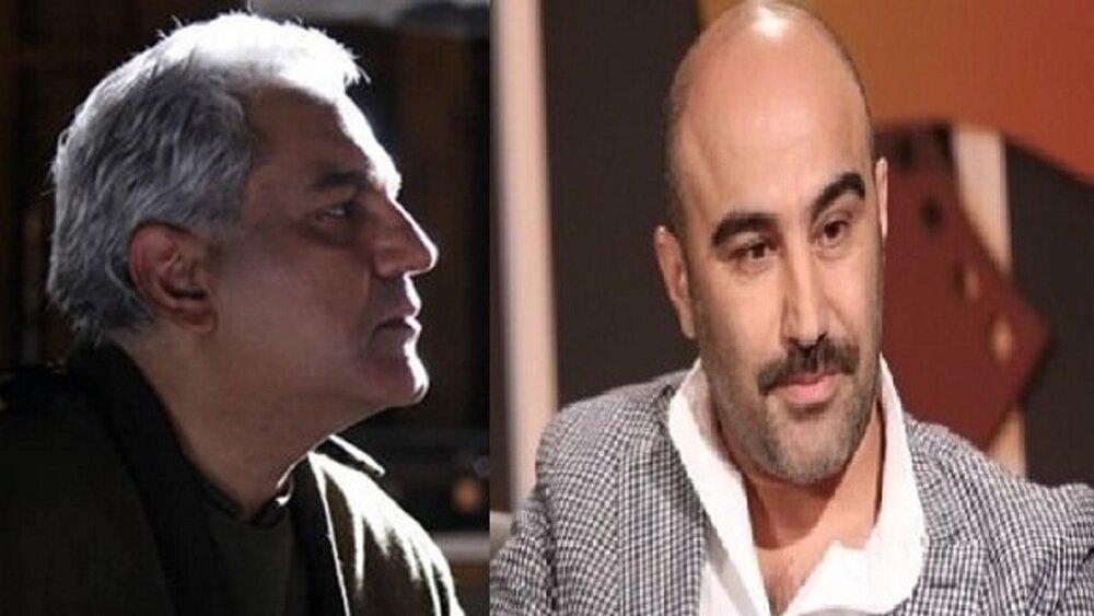رقابت حساس مهران مدیری و محسن تنابنده