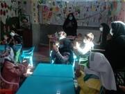 تقدیر از قرآن آموزان دارالقرآن الکریم در فیروزکوه