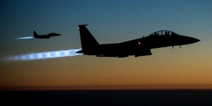3 هدف اصلی آمریکا از بمباران مواضع الحشد الشعبی