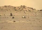 تصویری شفاف از سطح مریخ