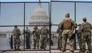 افزایش تدابیر امنیتی در اطراف ساختمان کنگره آمریکا