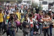 جدا کردن کودکان مهاجر از والدین