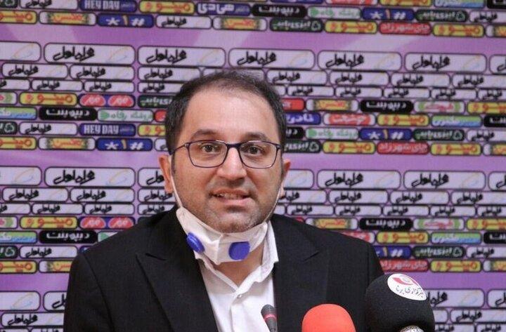 نخستین استعفا پس از انتخابات رئیس فدراسیون فوتبال